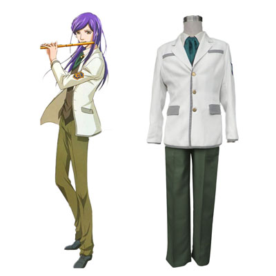 La Corda d'Oro Azuma Yunoki 1 Cosplay Kostymer