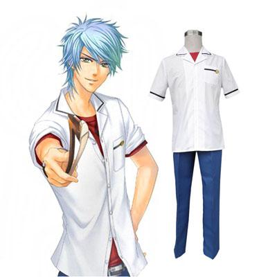 La Corda d'Oro Kisaragi Kyoya 1 Cosplay Kostymer