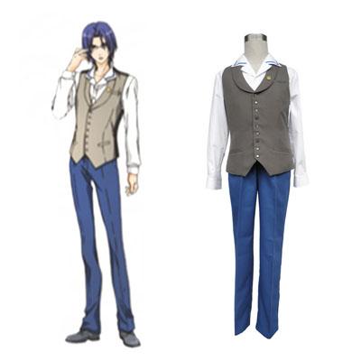 La Corda d'Oro Kisaragi Ritsu 1 Cosplay Kostymer