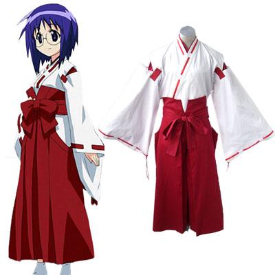 Nagasarete Airantō Machi Cosplay Kostymer