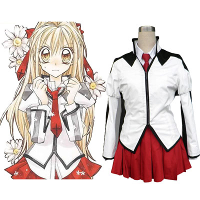 Disfraces The Gentlemen Alliance Cross Female School Uniformes 2 Cosplay