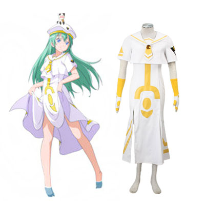 Aria Alice Carroll 1ST Cosplay Costumes