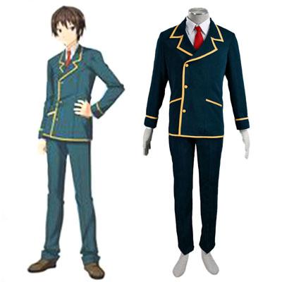 Love, Election and Chocolate Ohjima Yuuki 1ST Cosplay Costumes