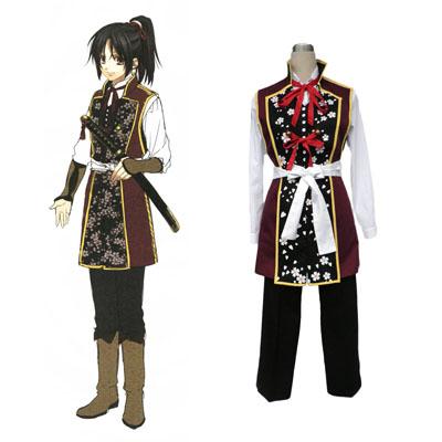 Hakuouki Chizuru Yukimura 2 Cosplay Kostýmy