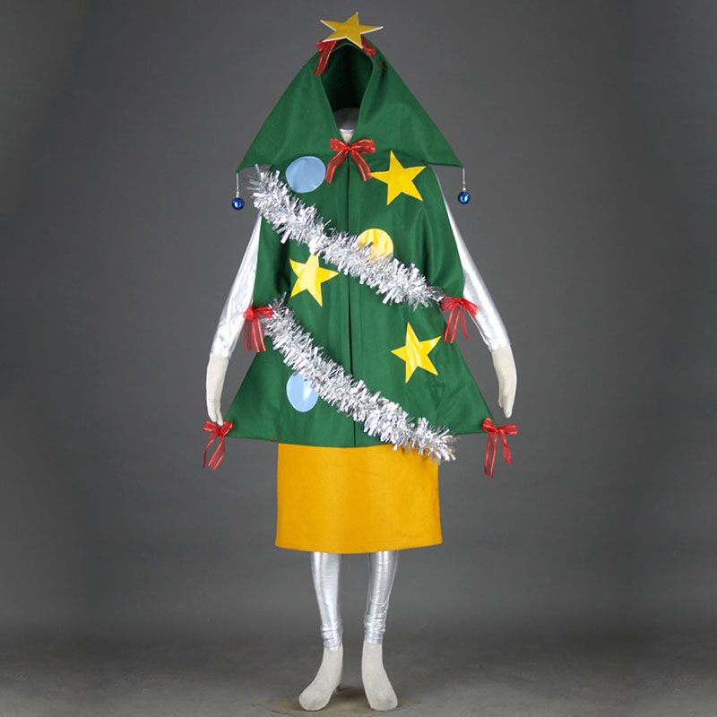 Disfraces Christmas Tree 1 Cosplay