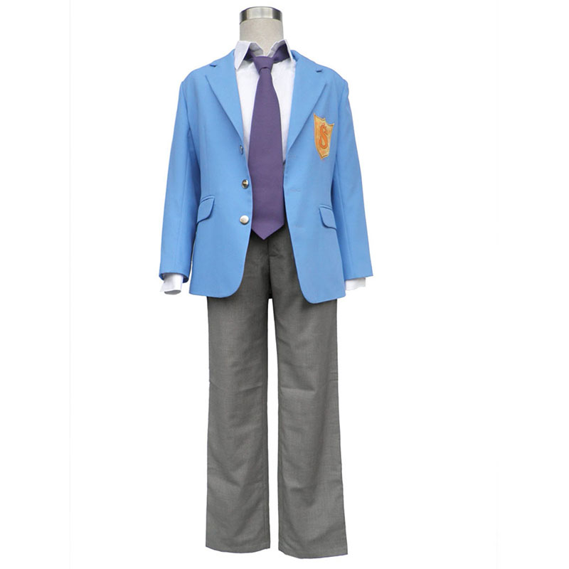 The Springs of Prince Male Uniforms Cosplay Costumes