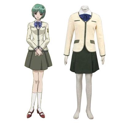 Corda-Primo Passo Shoko Fuyuumi 1 Cosplay Kostymer