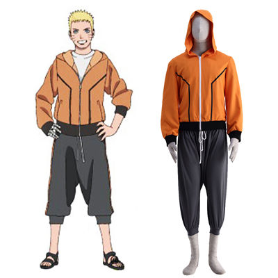 Naruto The Last Naruto 9 Cosplay Kostýmy