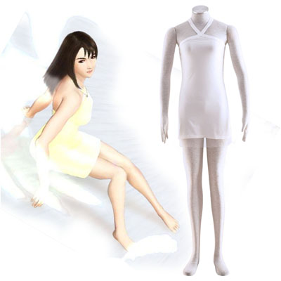 Final Fantasy VIII Rinoa Heartilly 2ND Cosplay Costumes