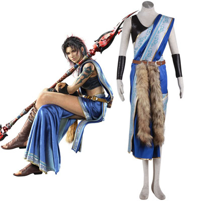 Final Fantasy XIII Oerba Yun Fang 1ST Cosplay Costumes