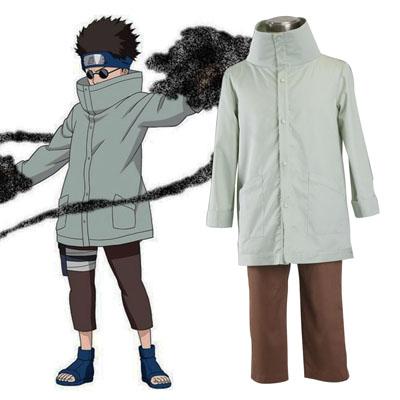 ナルトAburame Shino 1 コスプレ衣装