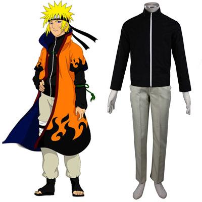 Naruto Uzumaki Naruto 8 Cosplay Puvut
