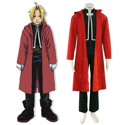 Disfraces Fullmetal Alchemist Edward Elric 1 Cosplay