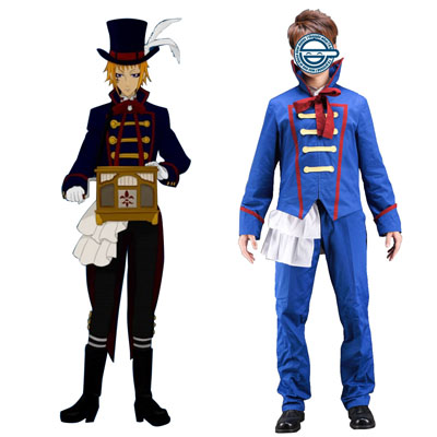 Black Butler Drocell Caines 1ST Cosplay Costumes