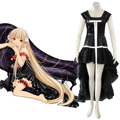 Disfraces Chobits Chi 1 Cosplay