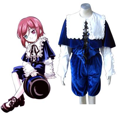 Rozen Maiden Souseiseki Cosplay Costumes
