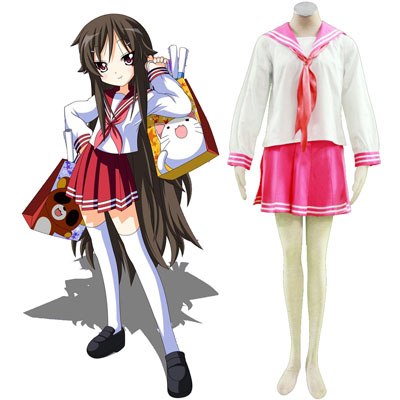 Lucky☆Star Izumi Konata 1 Cosplay Kostymer