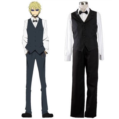 Durarara!! Heiwajima Shizuo 1ST Cosplay Costumes
