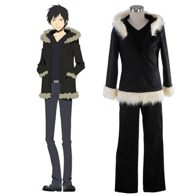 Durarara!! Izaya Orihara 1ST Cosplay Costumes