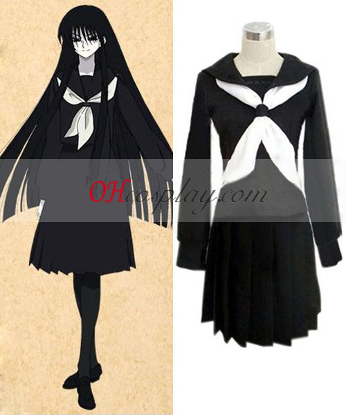 Nurarihyon no Mago Hagoromo Kitsune Cosplay Costume