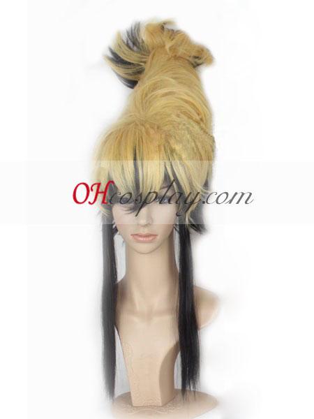 Nurarihyon no Mago Rikuo Nura Yellow Cosplay Wig