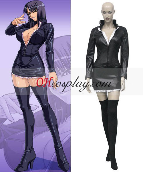 One Piece Nico Robin Cosplay Costume-Size Small