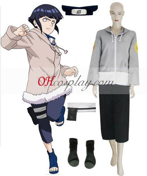 Naruto Hinata Hyuga 1 Cosplay kostyme