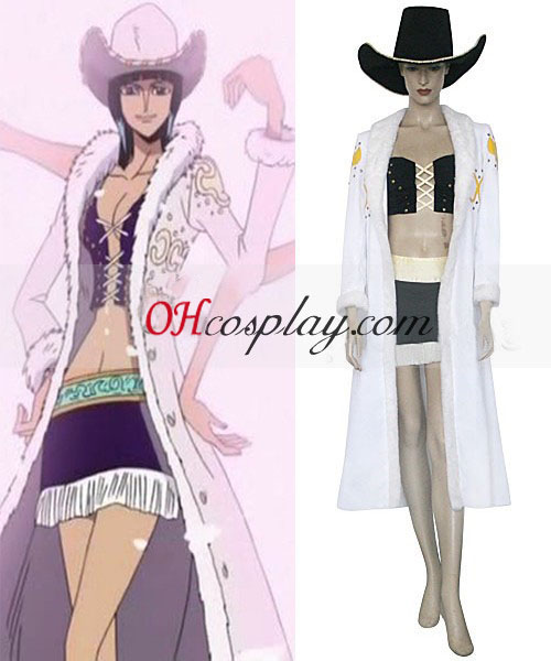 One Piece Nico Robin Cosplay