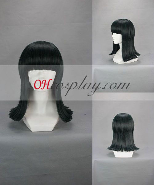 One Piece Nico Robin Dark Green Cosplay Wig