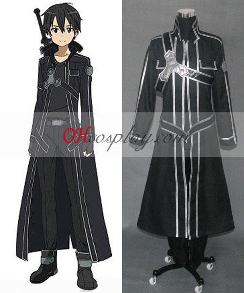 Espada Arte Online KIRITO cosplay