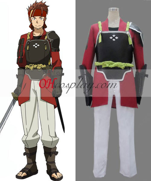 Sword Art Online Klein Cosplay Costume