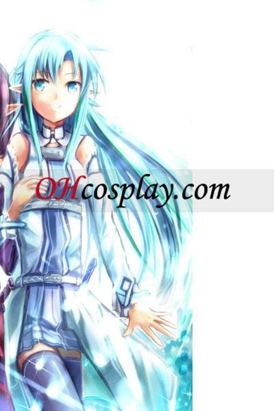 Sword Art Online (ALfheim Online) Asuna Cosplay Costume