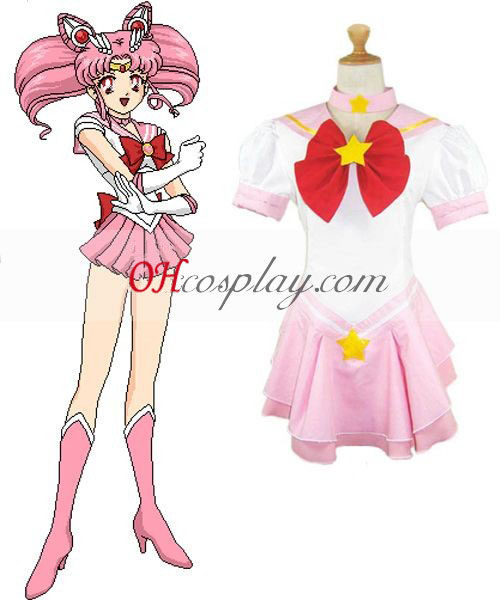 Sailor Moon Chibi Sailor Moon (Chibiusa) Cosplay kostyme