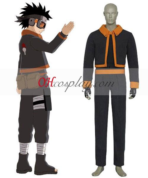 Naruto Obito Uchiha ung gutt Cosplay kostyme