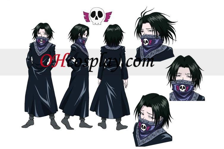 Genei feitan Hunter X Hunter cosplay costume