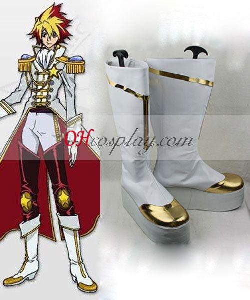 Estrella Conductor Botas cosplay