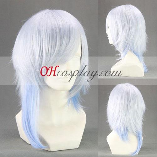 Amnesia Ikki White Shades Cosplay Wig