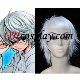 Death Note Cerca de la peluca de Cosplay