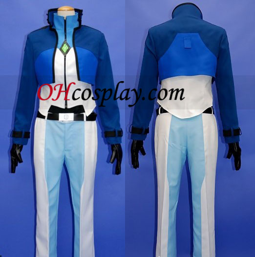 Setsuna Cosplay Costume from Gundam