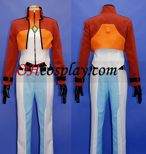 Allelujah Haptism traje de Gundam