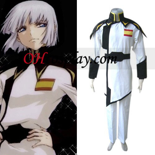 Lyzak Costume Uniform from Gundam Seed