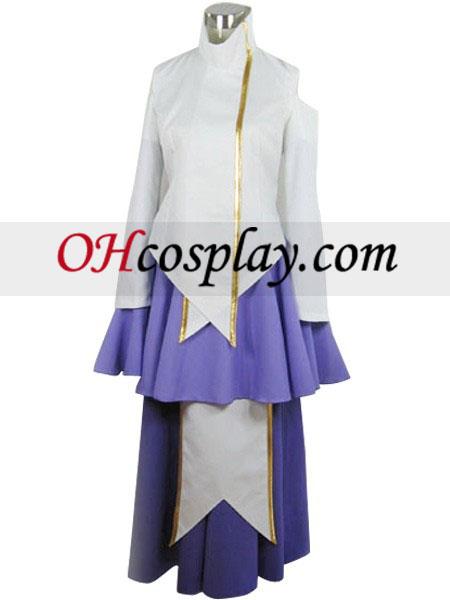 Lacus traje de Gundam Seed