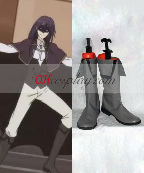Inu × Boku SS Ririchiyo Shoukiin Kagerou Cosplay Shoes