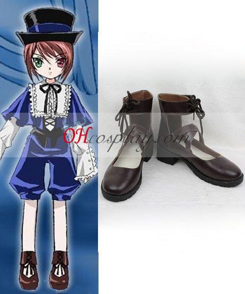 WM Rozen Maiden Cosplay zapatos Souseiseki