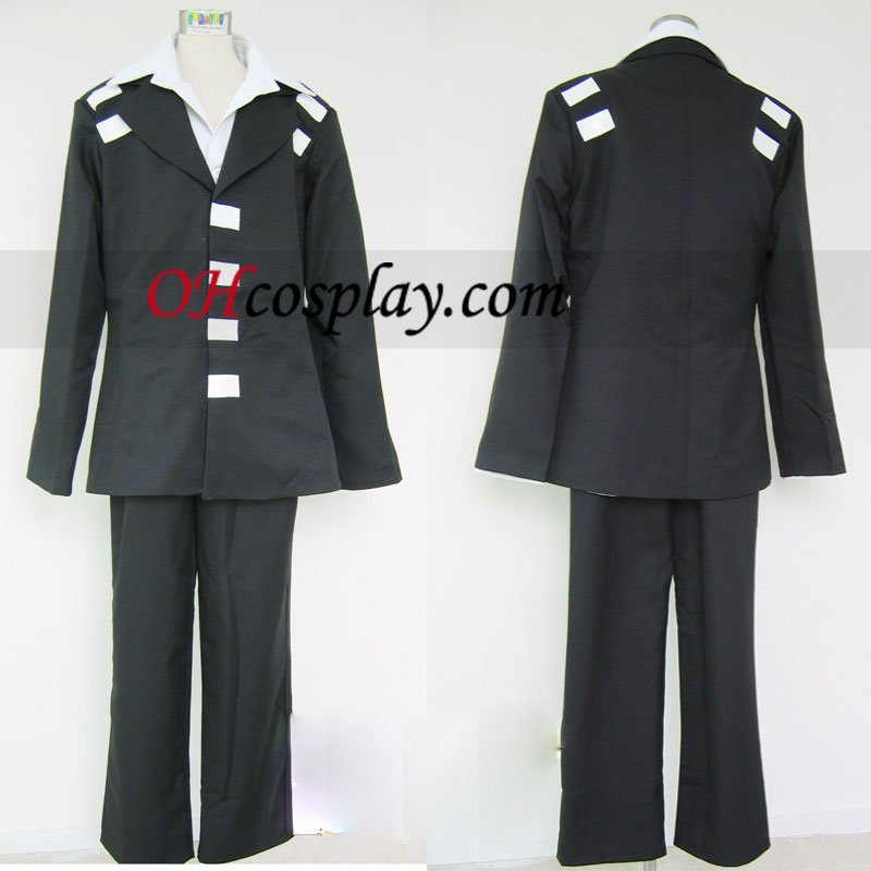 Death The Kid Cosplay Costume from Soul Eater Halloween Costume Online Store