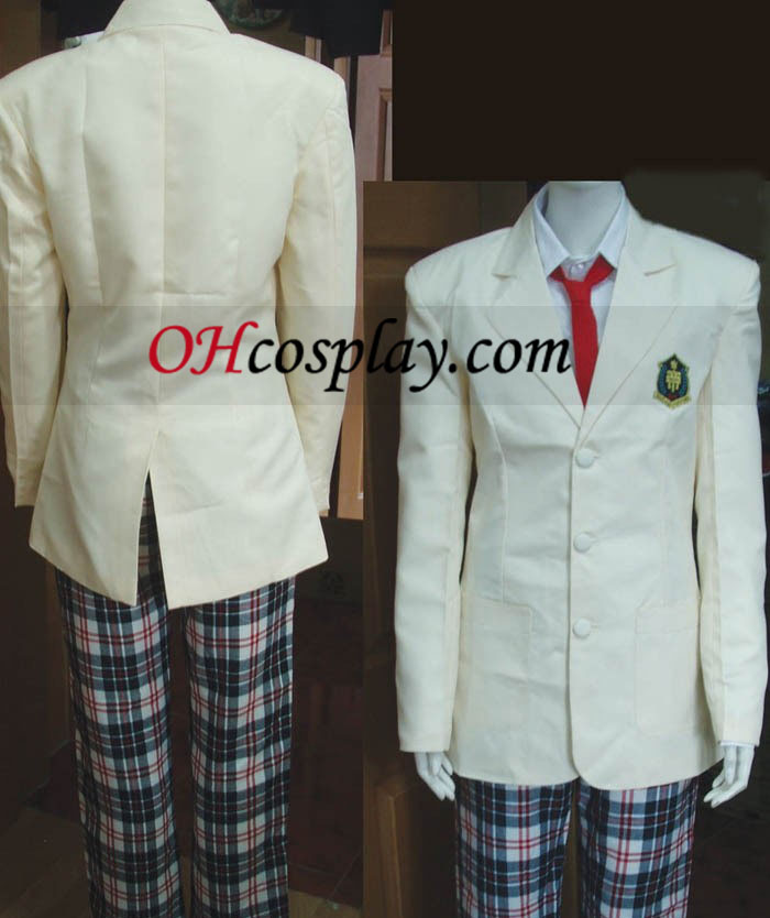 Hyotei Academy Uniform from Prince of Tennis