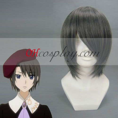 Umineko Kanon Gray Cosplay Wig