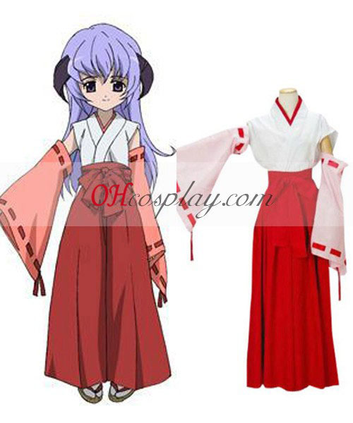 When They Cry Hanyu Furude Cosplay Costume