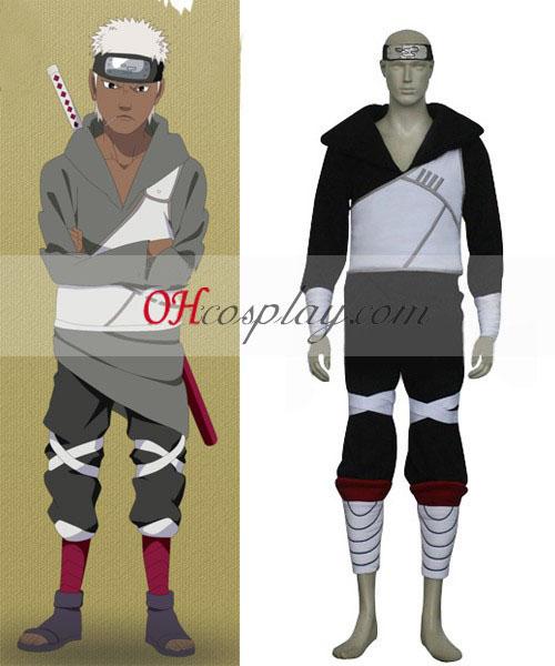 Naruto Shippuuden Team Cloud Omoi Cosplay asu