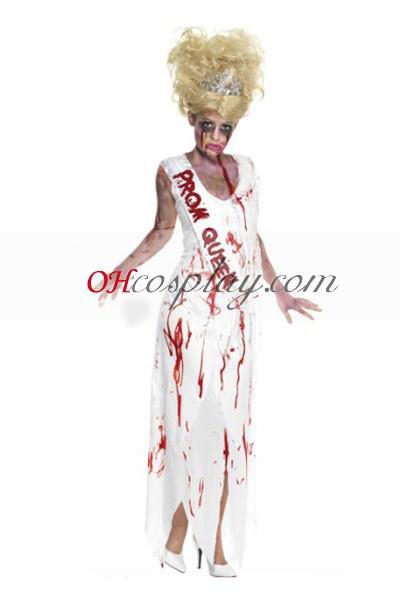 Baile de Halloween cosplay Reina